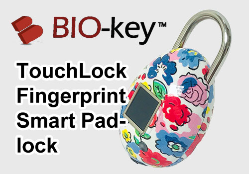 Bio-Key TouchLock Quail Sharp