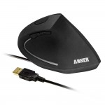 Anker USB Wired Vertical Ergonomic Mouse 98ANWVM-BA