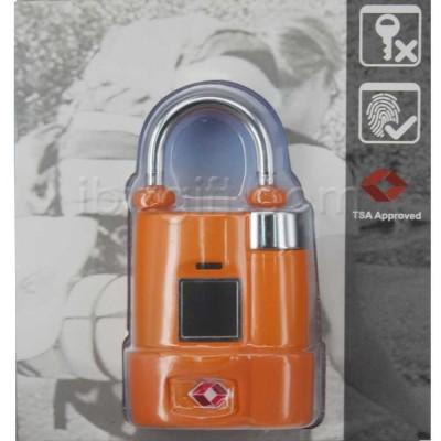 Bio-Key TouchLock FingerPrint Smart TSA Luggage Lock - Rover