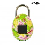 Bio-Key TouchLock Fingerprint Smart Padlock QL - Quail Egg Shape