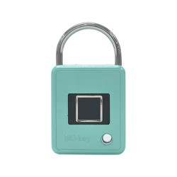 Bio-Key TouchLock Fingerprint Smart Padlock (Square Shape)