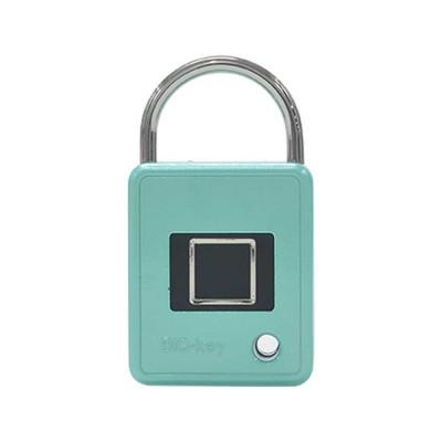 Bio-Key TouchLock Fingerprint Smart Padlock (Square Shape)