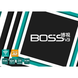 Boss TV V3 6K TV Set Top Box