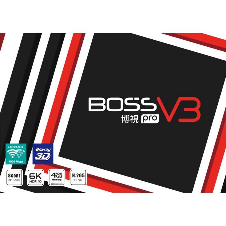 Boss TV V3 PROMO100