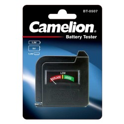 Camelion Battery Tester