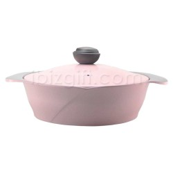 Korea Chef Topf La Rose 28cm Casserole/Pot