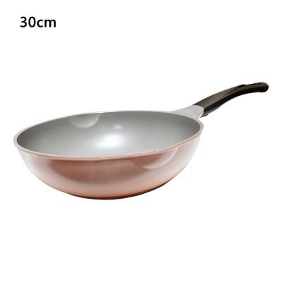 Korea Chef Topf La Rose Wok 30cm RO-30W-1