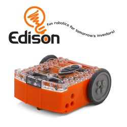 Edison Robot for STEM Robot Education and Lego Mindstorms EV3 Class‎