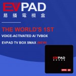 EVPad 5Max 4GB+128GB Voice Search 5P