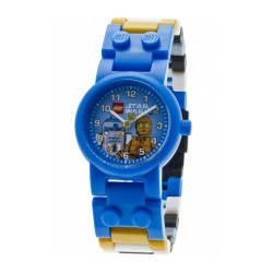Lego Star Wars R2D2 & C3PO Minifigure Link Watch