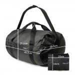 Matador On Grid Packable Duffle 25 Litre MATOGW01BK