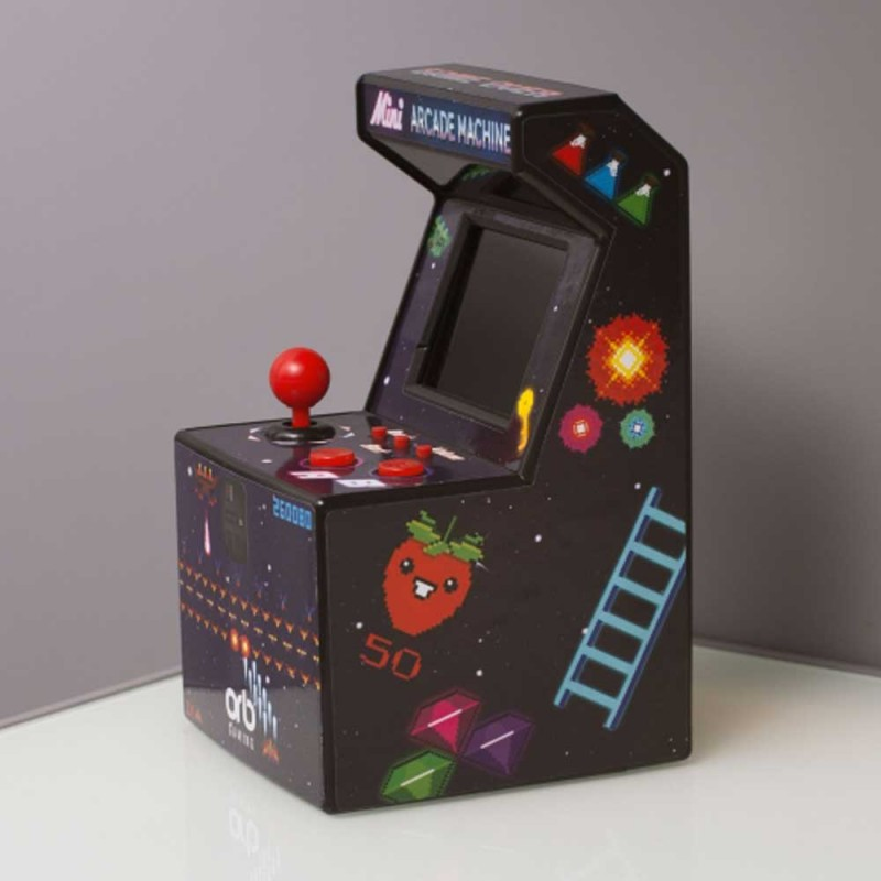 Best Buy Orb Gaming Mini Arcade Machine By Thumbs Up - OR ...