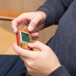Orb Gaming Retro Pocket Games with LCD Screen