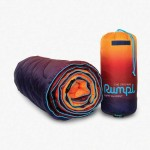 Rumpl Original Puffy Blanket - Pyro Fade