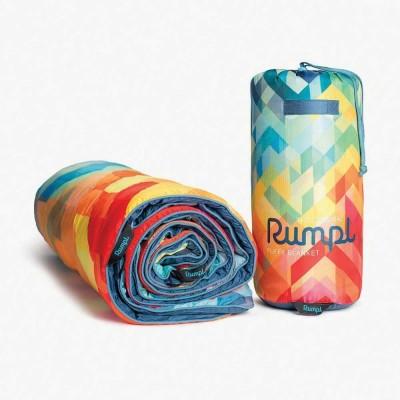 Rumpl Original Puffy Blanket - Geo