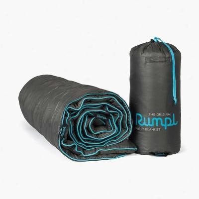 Rumpl Original Puffy Blanket - Chacoal Grey