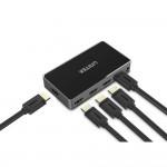 Unitek 4K HDMI 1.4b Switch 5 In 1 Out V1110A