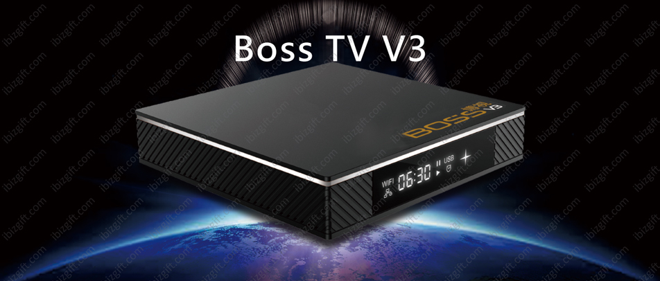 Boss TV V3 Set-top Box
