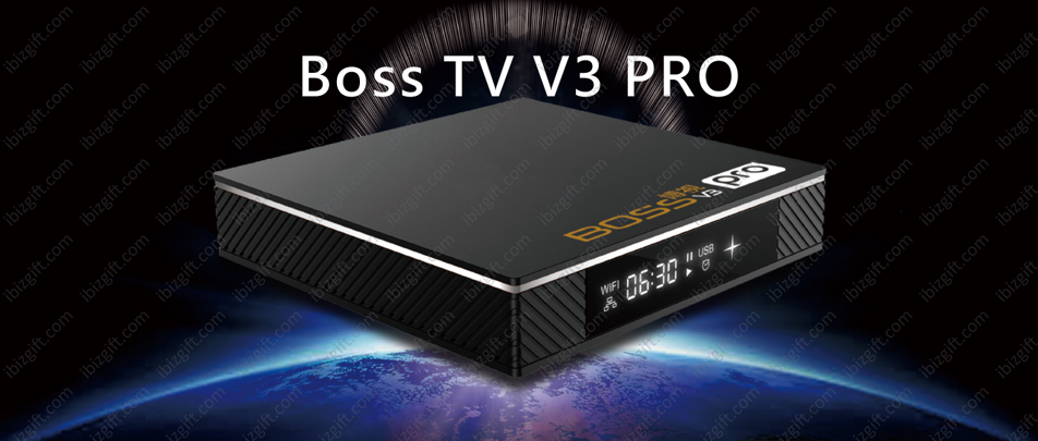 Boss TV V3 PRO Set-top Box