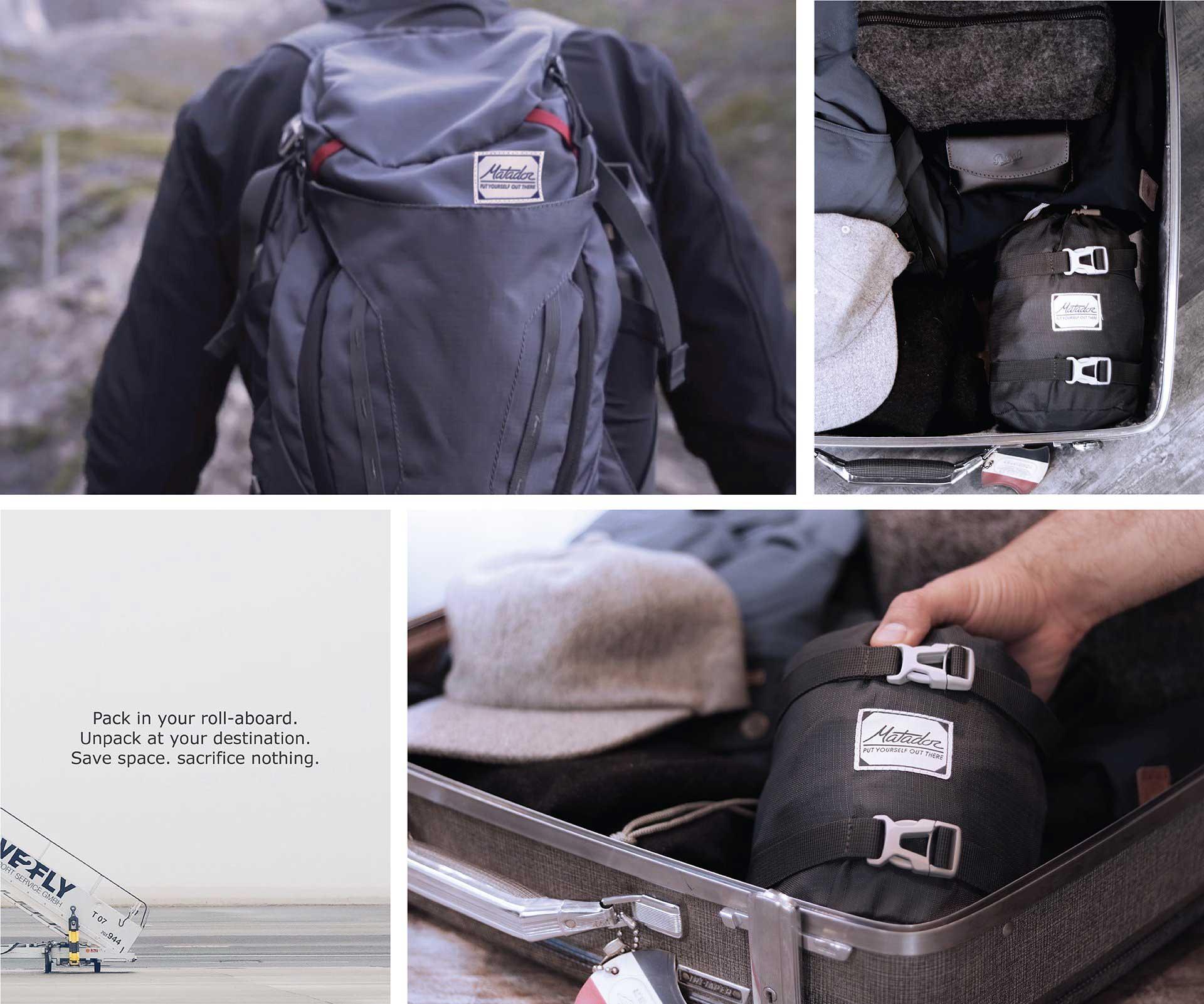 Matador Beast28 Packabe Technical Backpack